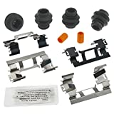 ACDelco 18K1749X Professional Front Disc Brake Caliper Hardware Kit