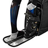 Salomon Extend Max Alpine Ski Gearbag, Black