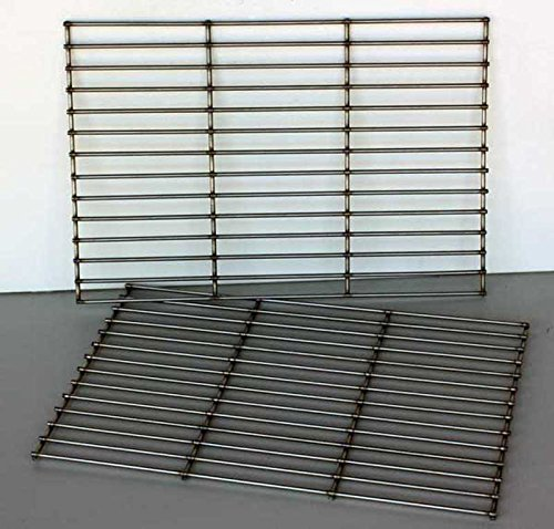 River's Edge Stainless Grates 7521 & Flavorizer Bars 7535...