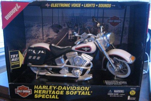Buddy Harley Davidson Softail Sounds