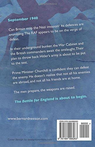 The battle for england mr bernard neeson 9781484996263 amazon the battle for england mr bernard neeson 9781484996263 amazon books fandeluxe Gallery