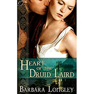 Heart of the Druid Laird Hörbuch