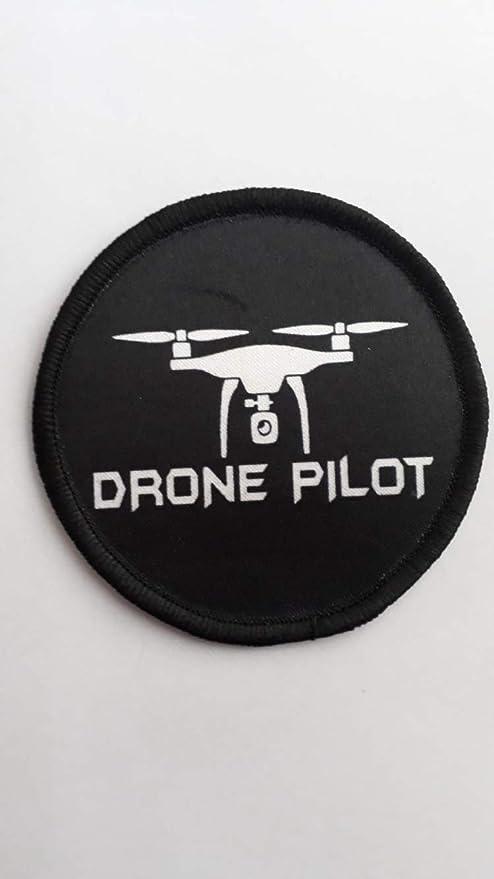 Parche piloto de dron