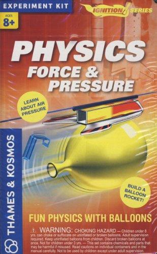 Thames & Kosmos Physics: Force and Pressure