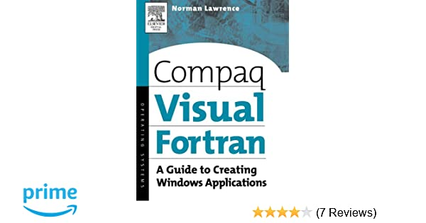 Read compaq visual fortran: a guide to creating windows.