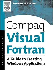 Compaq visual fortran: a guide to creating windows applications.