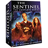 Sentinel: The Complete Series all 4 Season 65 Episodes