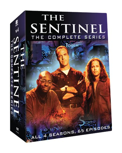 The Sentinel The Complete Series // All 4 Seasons, 65 Episodes