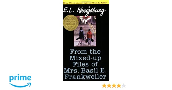 FROM THE MIXED UP FILES OF MRS: Amazon.es: Konigsburg, E. L. ...