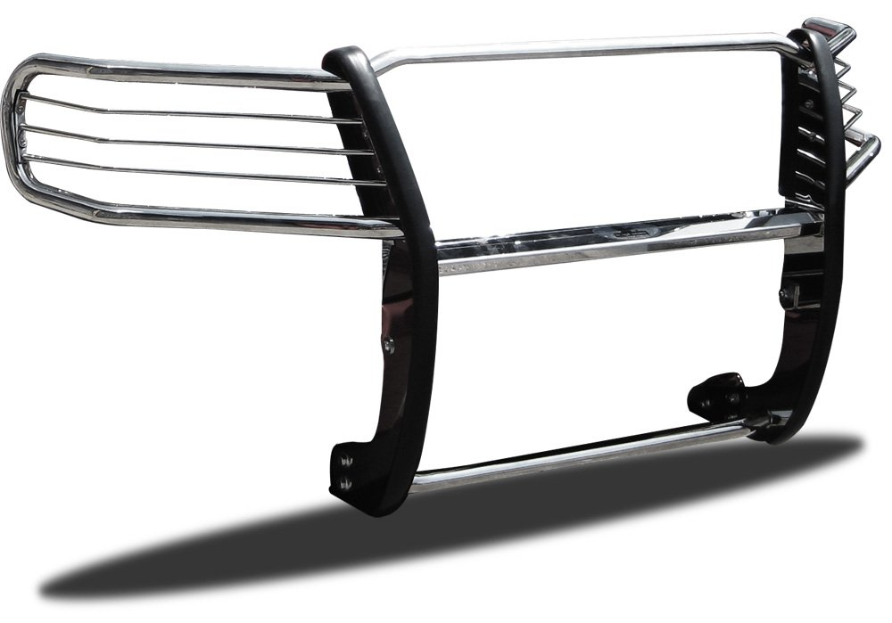 BLACK HORSE 17A096400MSS Stainless Steel Grille Guard