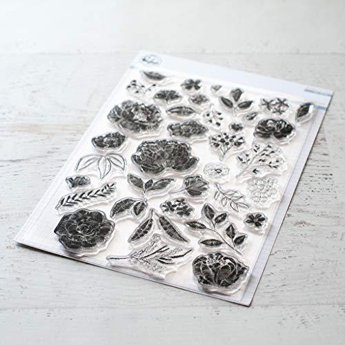 (Pinkfresh Studio Clear Stamp Set 6