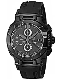 Tissot Men's T0484273705700 T-Race Automatic Chronograph Watch