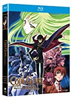 Code Geass: Lelouch of Rebellion Season One [Blu-ray] from Funimation