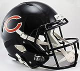Riddell NFL Chicago Bears Full Size Replica Speed Helmet, Medium, Blue