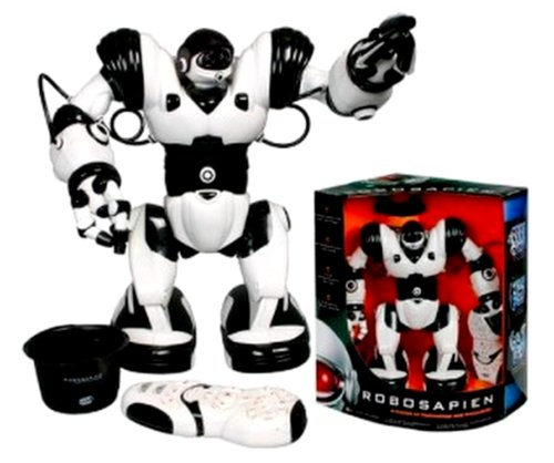 Wowwee-Classic-Robosapien-a-Fusion-of-Technology-and-Personality