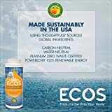 ECOS Earth Friendly Products Earth Enzymes Drain