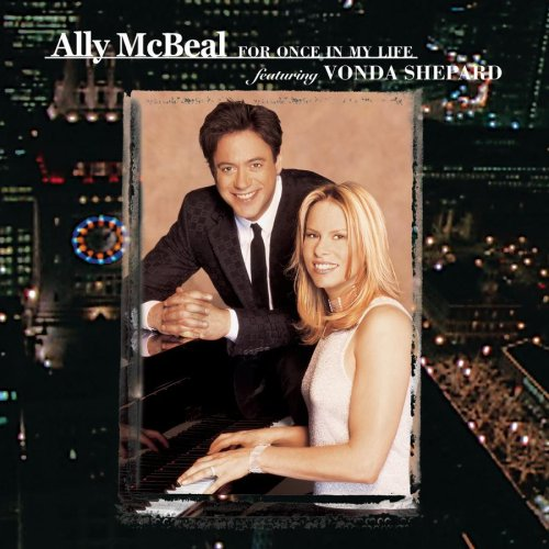 Al Green Belle Album (Ally McBeal: For Once in My Life Featuring Vonda Shepard)