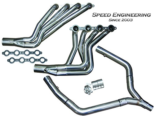 Firebird Headers (LS1 Camaro & Firebird Longtube Headers & Y-Pipe (1 7/8