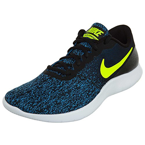 Flex De volt photo Chaussures Homme Black Contact Nike white Trail Blue dtwUOydq