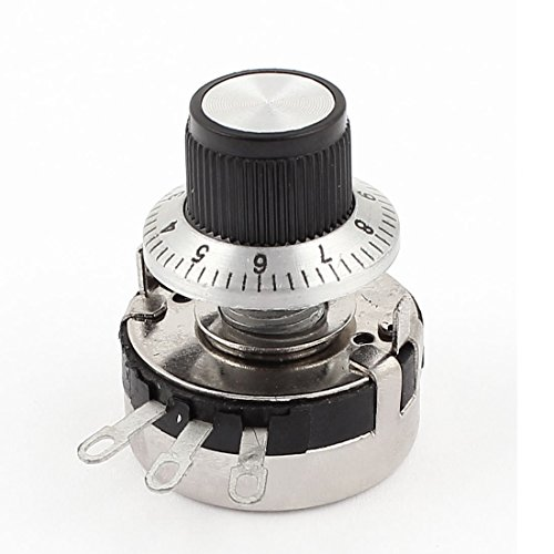 100k ohm slide potentiometer - 8