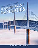 img - for Fundamentals of Mathematics book / textbook / text book