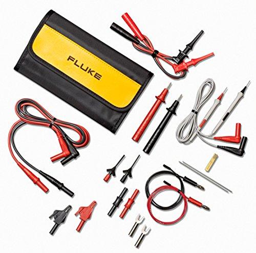 - Fluke TLK287 Electronics Master Test Lead Set