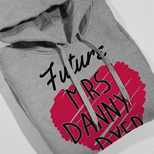 Women's Sweatshirt Coto7 Dyer Danny Grey Future Hooded Mrs Heather 7wS1qzxO