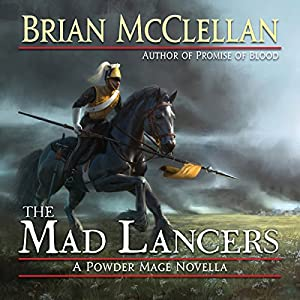 The Mad Lancers Audiobook
