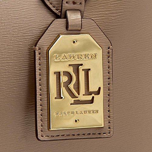 R. CITY LAUREN TOTE CAMEL