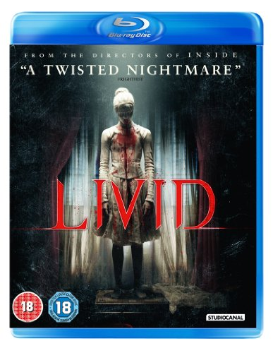 Livid (2011) ( Livide ) [ NON-USA FORMAT, Blu-Ray, Reg.B Import - United Kingdom ]