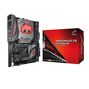 ASUS ROG Maximus IX Extreme LGA1151 DDR4 DP HDMI M. 2 Z270 EATX Motherboard with onboard AC Wifi Motherboards at amazon