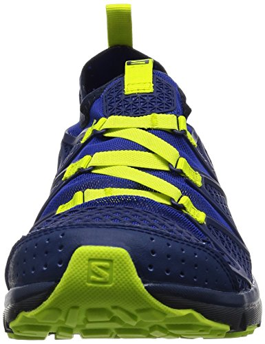 Schwarz Talla Traillaufschuhe Blue Única Blau Crossamphibian Punch 55 Herren Depths Blue Salomon Nautical Lime qxRItH
