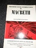 Twentieth Century Interpretations of Macbeth, Howkes, 013541458X