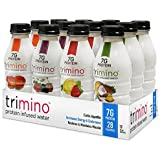 trimino protein infused water, Variety Pack, 16 Ounce (Pack of 12)