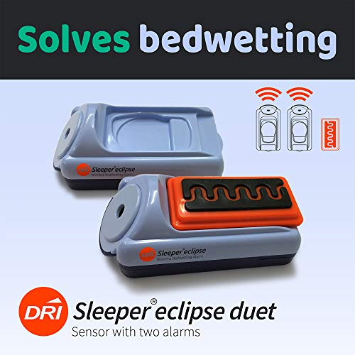 DRI Eclipse: Bedwetting Sensor and Two Alarms