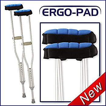 ErgoPAD- Soft Ergonomic Double-layer Foam Pads with Lateral Cushioned Support (2 unit pack-Universal)