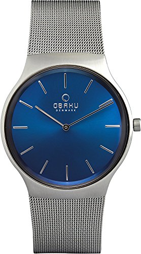 OBAKU watch 3 hands V178GXCLMC Men's [regular imported goods]