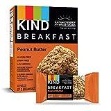 KIND Breakfast Bars, Peanut Butter, Gluten Free, 1.8oz, 32 Count