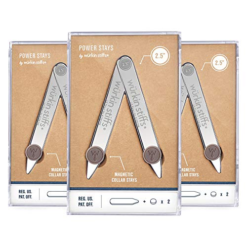 Wurkin Stiffs Magnetic Collar Stays