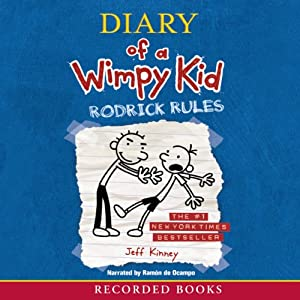 Rodrick Rules Audiobook
