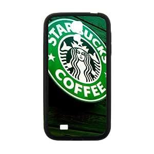 Starbucks design fashion cell phone case for samsung galaxy s4