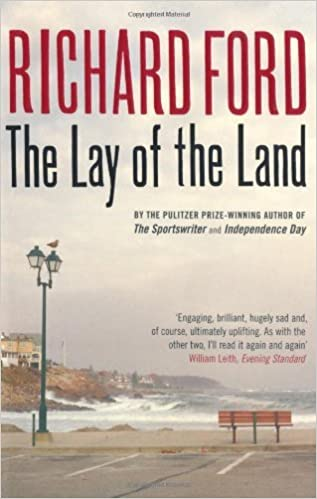 Book The Lay of the Land by Richard Ford (18-Jun-2007)