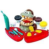 PlayGo Monkey Dentist Clay Dough