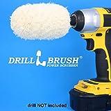 Drill Power Wheel Buffer Polisher Cleaner