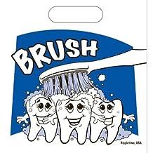 Dental giveaway bags