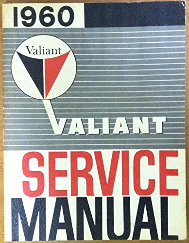 1960 VALIANT SERVICE