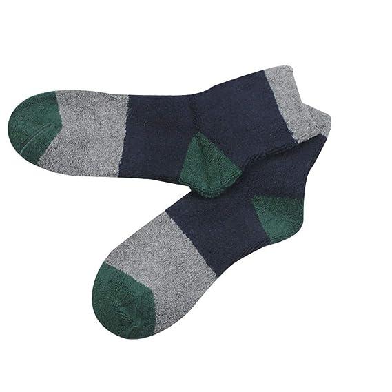 OPAKY Hombres Calcetines de algodón casuales Desodorización de moda Medias medias Transpirable Calcetines Estampados Hombre Casuales Divertidos Calcetines ...
