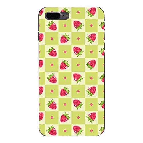 """Disagu SF-sdi-5317_1146#zub_cc6758 Design Schutzhülle für Apple iPhone 7 Plus - Motiv """"Erdbeeren 04"""""""