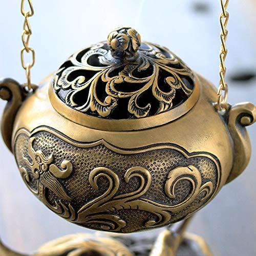 Luxury Bakhoor incense Burners Charcoal by SEADOSHOPPING (Image #2)