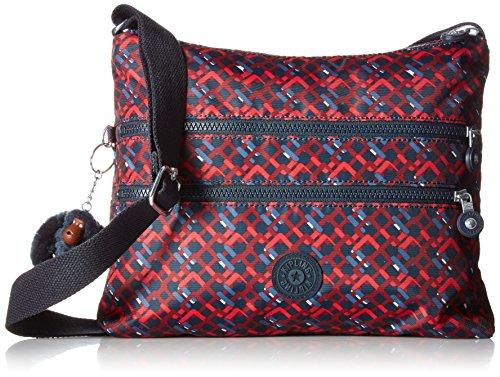 Kipling Women's Alvar Printed Crossbody Bag, Groovy -